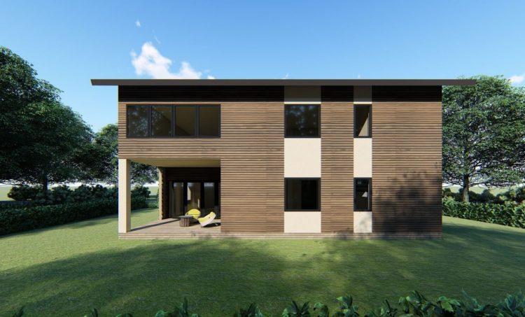 Proiect casa – locuinta individuala
