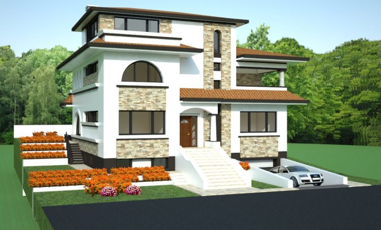 Proiect casa rezidentiala